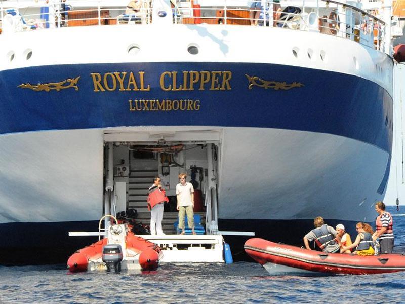 Royal Clipper Kreuzfahrten Deckplan Und Schiffsbewertungen